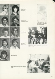 Page 17, 1980 Edition, McAdoo High School - Eagles Nest Yearbook (McAdoo, TX) online yearbook collection
