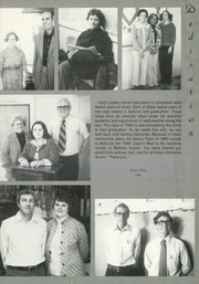 Page 5, 1980 Edition, McAdoo High School - Eagles Nest Yearbook (McAdoo, TX) online yearbook collection