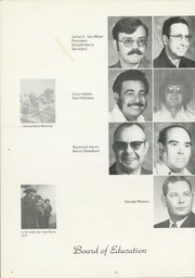 Page 8, 1980 Edition, McAdoo High School - Eagles Nest Yearbook (McAdoo, TX) online yearbook collection