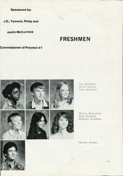 Page 17, 1982 Edition, McAdoo High School - Eagles Nest Yearbook (McAdoo, TX) online yearbook collection