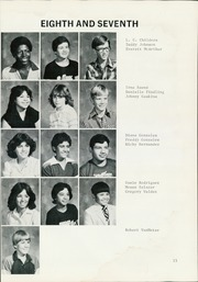 Page 19, 1982 Edition, McAdoo High School - Eagles Nest Yearbook (McAdoo, TX) online yearbook collection