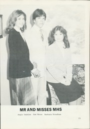 Page 27, 1982 Edition, McAdoo High School - Eagles Nest Yearbook (McAdoo, TX) online yearbook collection
