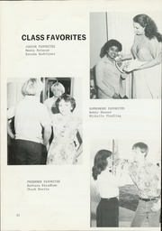 Page 28, 1982 Edition, McAdoo High School - Eagles Nest Yearbook (McAdoo, TX) online yearbook collection