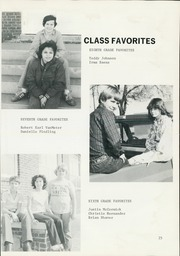 Page 29, 1982 Edition, McAdoo High School - Eagles Nest Yearbook (McAdoo, TX) online yearbook collection