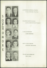 Page 10, 1946 Edition, St Josephs High School - Echoes Yearbook (Yoakum, TX) online yearbook collection