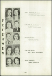 Page 12, 1946 Edition, St Josephs High School - Echoes Yearbook (Yoakum, TX) online yearbook collection