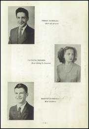 Page 5, 1946 Edition, St Josephs High School - Echoes Yearbook (Yoakum, TX) online yearbook collection