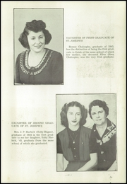 Page 7, 1946 Edition, St Josephs High School - Echoes Yearbook (Yoakum, TX) online yearbook collection