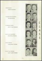 Page 9, 1946 Edition, St Josephs High School - Echoes Yearbook (Yoakum, TX) online yearbook collection