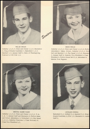 Page 14, 1954 Edition, St Josephs High School - Echoes Yearbook (Yoakum, TX) online yearbook collection