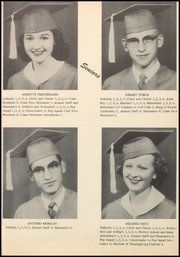 Page 15, 1954 Edition, St Josephs High School - Echoes Yearbook (Yoakum, TX) online yearbook collection