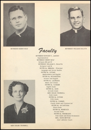 Page 8, 1954 Edition, St Josephs High School - Echoes Yearbook (Yoakum, TX) online yearbook collection