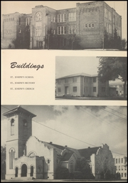 Page 9, 1954 Edition, St Josephs High School - Echoes Yearbook (Yoakum, TX) online yearbook collection