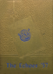 Page 1, 1957 Edition, St Josephs High School - Echoes Yearbook (Yoakum, TX) online yearbook collection