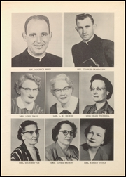 Page 11, 1957 Edition, St Josephs High School - Echoes Yearbook (Yoakum, TX) online yearbook collection