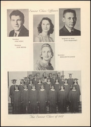 Page 15, 1957 Edition, St Josephs High School - Echoes Yearbook (Yoakum, TX) online yearbook collection