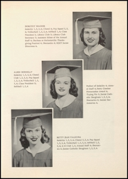 Page 17, 1957 Edition, St Josephs High School - Echoes Yearbook (Yoakum, TX) online yearbook collection
