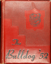 Page 1, 1952 Edition, Bula High School - Bulldog Yearbook (Bula, TX) online yearbook collection