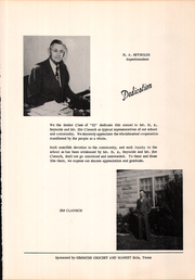 Page 11, 1952 Edition, Bula High School - Bulldog Yearbook (Bula, TX) online yearbook collection