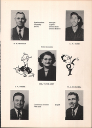 Page 15, 1952 Edition, Bula High School - Bulldog Yearbook (Bula, TX) online yearbook collection