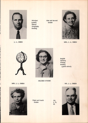 Page 17, 1952 Edition, Bula High School - Bulldog Yearbook (Bula, TX) online yearbook collection