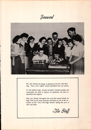 Page 9, 1952 Edition, Bula High School - Bulldog Yearbook (Bula, TX) online yearbook collection