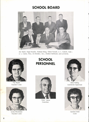 Page 10, 1967 Edition, Eola High School - Eagle Yearbook (Eola, TX) online yearbook collection
