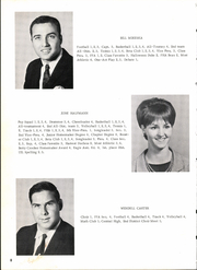 Page 12, 1967 Edition, Eola High School - Eagle Yearbook (Eola, TX) online yearbook collection