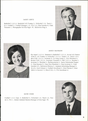 Page 13, 1967 Edition, Eola High School - Eagle Yearbook (Eola, TX) online yearbook collection