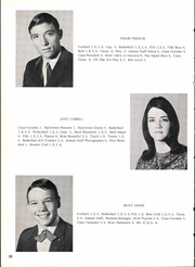 Page 14, 1967 Edition, Eola High School - Eagle Yearbook (Eola, TX) online yearbook collection