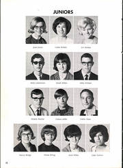 Page 16, 1967 Edition, Eola High School - Eagle Yearbook (Eola, TX) online yearbook collection