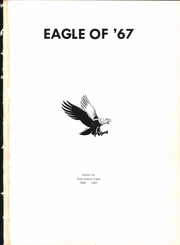 Page 5, 1967 Edition, Eola High School - Eagle Yearbook (Eola, TX) online yearbook collection