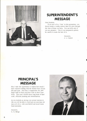 Page 8, 1967 Edition, Eola High School - Eagle Yearbook (Eola, TX) online yearbook collection