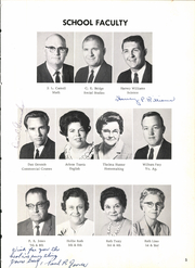 Page 9, 1967 Edition, Eola High School - Eagle Yearbook (Eola, TX) online yearbook collection