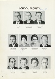 Page 10, 1968 Edition, Eola High School - Eagle Yearbook (Eola, TX) online yearbook collection
