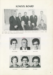 Page 11, 1968 Edition, Eola High School - Eagle Yearbook (Eola, TX) online yearbook collection