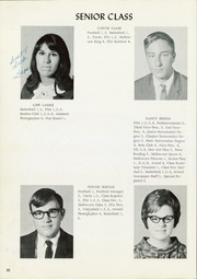 Page 14, 1968 Edition, Eola High School - Eagle Yearbook (Eola, TX) online yearbook collection