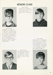Page 15, 1968 Edition, Eola High School - Eagle Yearbook (Eola, TX) online yearbook collection