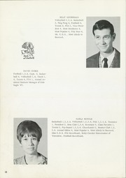 Page 16, 1968 Edition, Eola High School - Eagle Yearbook (Eola, TX) online yearbook collection