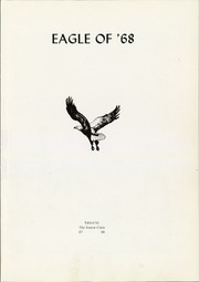 Page 5, 1968 Edition, Eola High School - Eagle Yearbook (Eola, TX) online yearbook collection