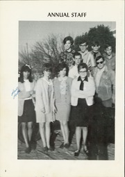 Page 6, 1968 Edition, Eola High School - Eagle Yearbook (Eola, TX) online yearbook collection