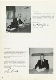 Page 8, 1968 Edition, Eola High School - Eagle Yearbook (Eola, TX) online yearbook collection