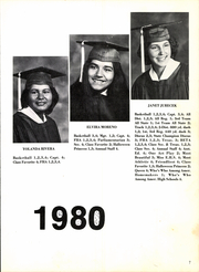 Page 11, 1980 Edition, Eola High School - Eagle Yearbook (Eola, TX) online yearbook collection
