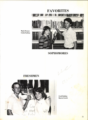 Page 15, 1980 Edition, Eola High School - Eagle Yearbook (Eola, TX) online yearbook collection