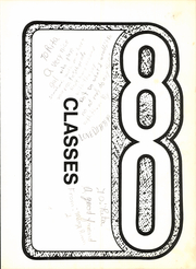 Page 7, 1980 Edition, Eola High School - Eagle Yearbook (Eola, TX) online yearbook collection