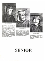 Page 8, 1980 Edition, Eola High School - Eagle Yearbook (Eola, TX) online yearbook collection