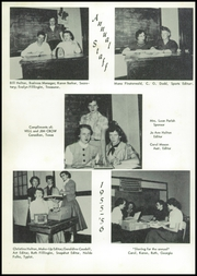 Page 10, 1956 Edition, Briscoe High School - Bronco Yearbook (Briscoe, TX) online yearbook collection