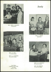 Page 14, 1956 Edition, Briscoe High School - Bronco Yearbook (Briscoe, TX) online yearbook collection