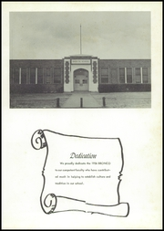 Page 9, 1956 Edition, Briscoe High School - Bronco Yearbook (Briscoe, TX) online yearbook collection