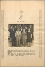 Page 15, 1942 Edition, League City High School - Cardinal Yearbook (League City, TX) online yearbook collection
